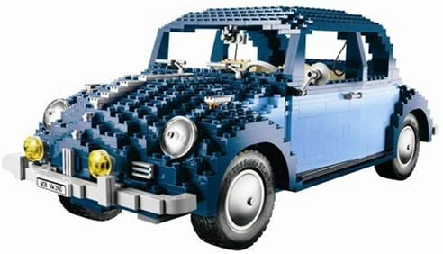 LEGO 10187 – Volkswagen Käfer-Oldtimer VW Beetle