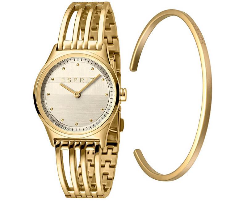 Esprit ES1L031M0035 Damen Uhrenset statt 149.90 Euro