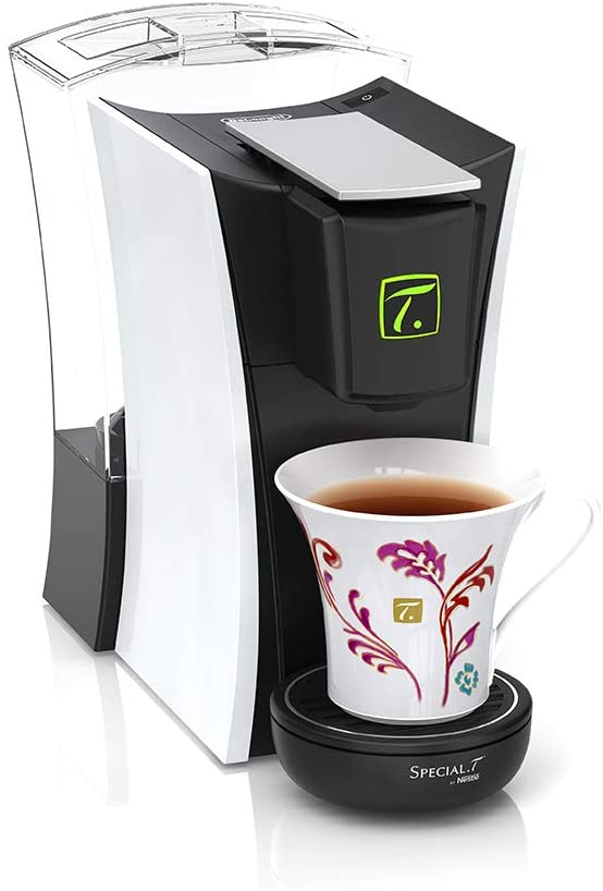 Nestle Teemaschine Special.T in Farbe Weiss