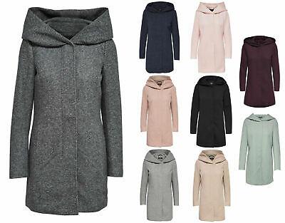 ONLY Damen Onlsedona Light Coat Otw Noos Mantel