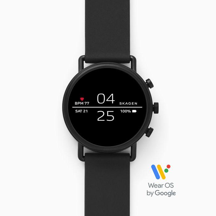 Skagen Smartwatch Falster 2 – Silikon statt 299.00 Euro