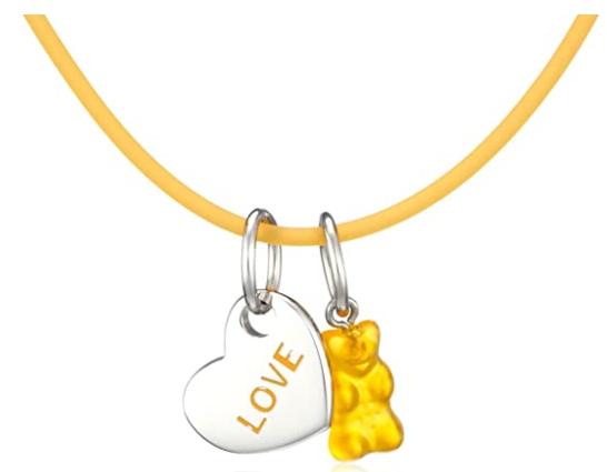 """Haribo Kinderkette 42 cm 360056500 """"LOVE"""""""