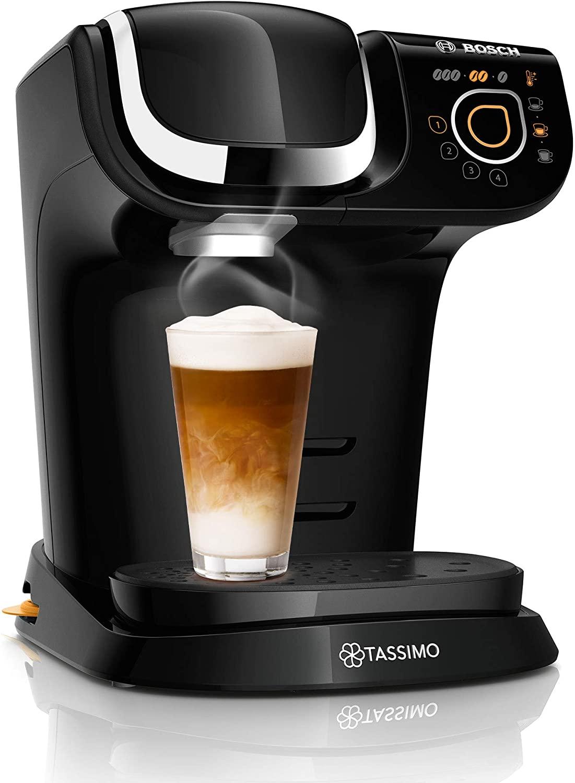Tassimo My Way 2 Kapselmaschine TAS6502 Kaffeemaschine by Bosch