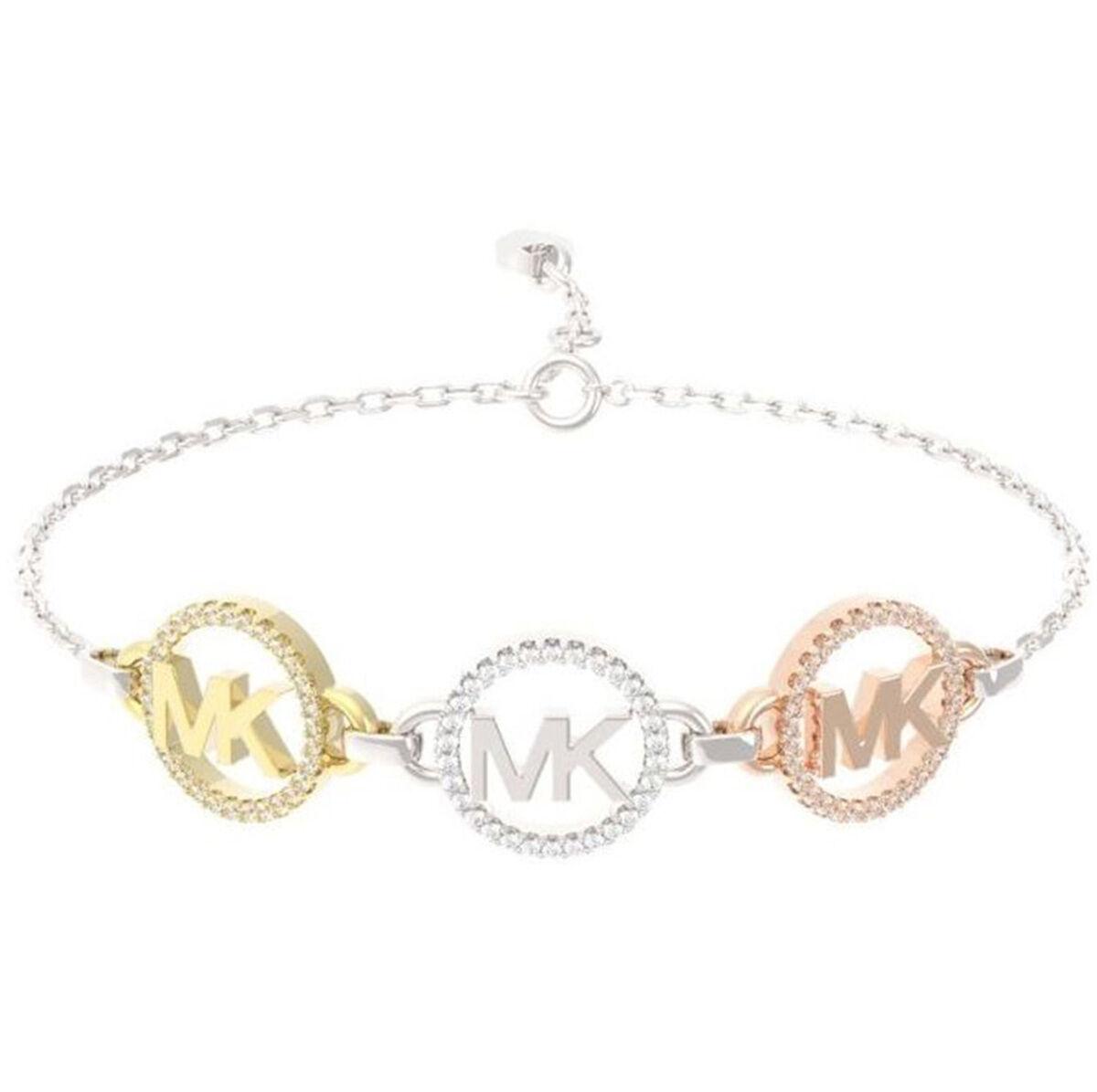Michael Kors Damen Armband Premium MKC1245AN998, 925er Silber