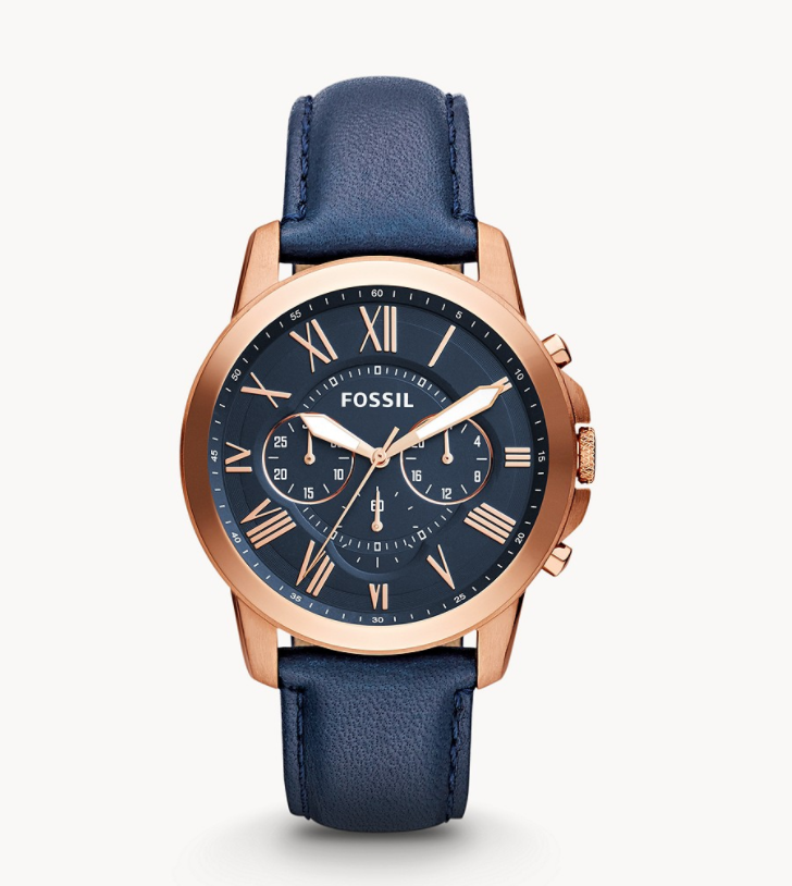 Fossil FS4835IE Chronograph 44mm 5ATM