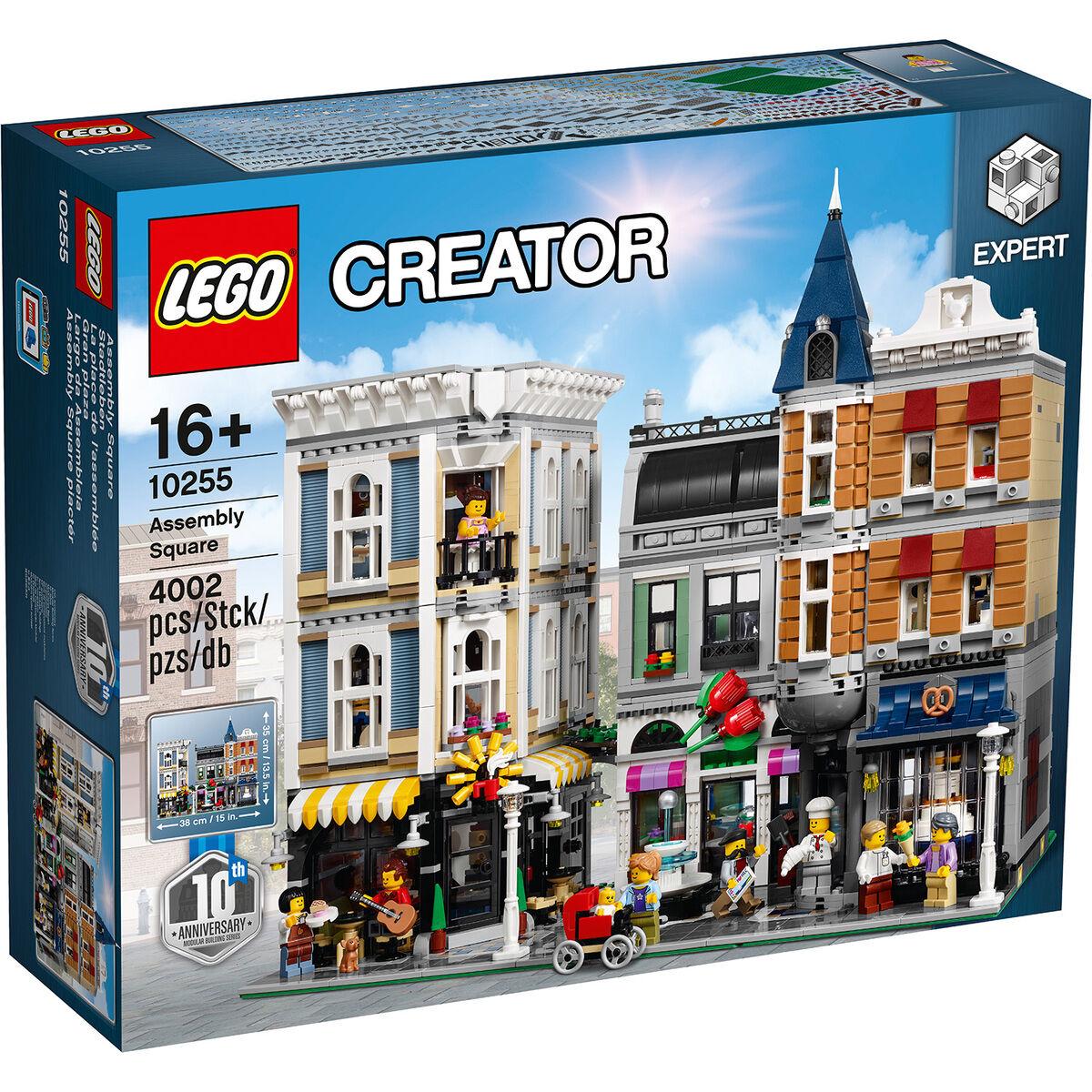 LEGO® Creator Expert – 10255 Stadtleben