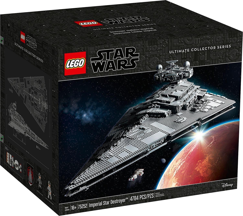 LEGO® Star Wars – 75252 Imperialer Sternzerstörer™