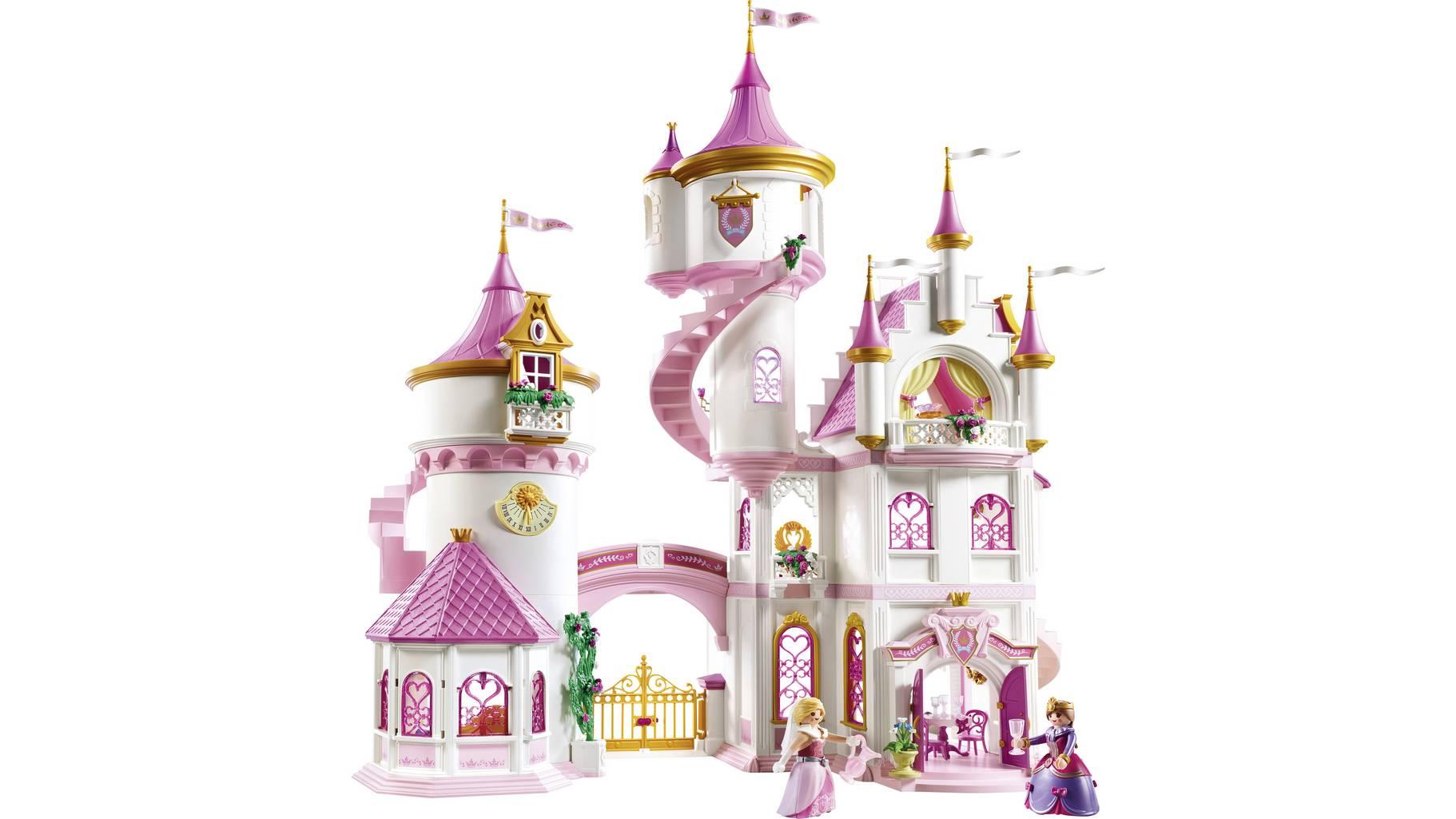 Playmobil® Princess Großes Prinzessinnenschloss 70447