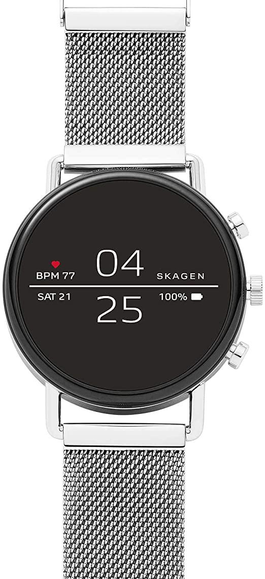 Skagen Smartwatch SKT5102 Falster 2 mit Milanaise Armband