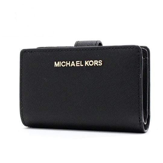 Michael Kors 35F7GTVF2L Black Geldbörse 13 x 8,9 x 3,8 cm