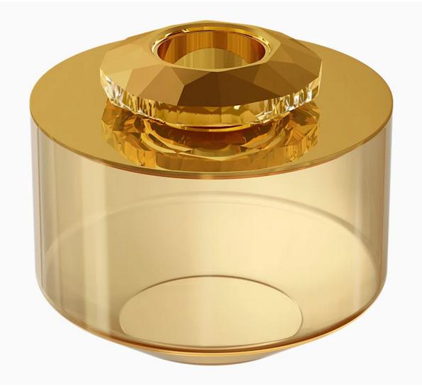 Swarovski Allure Box 5235856 Goldfarben Kerzenständer